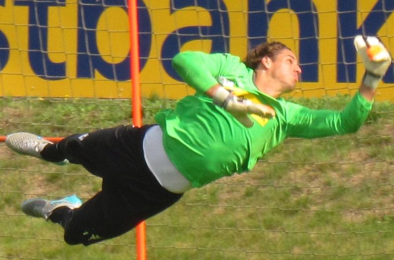Erstes Training mit Nico Schulz - Trainingsbericht vom 19.08.2015 Fyr_ka11