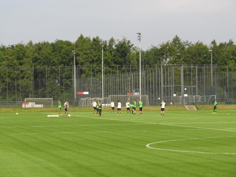 Erstes Training mit Nico Schulz - Trainingsbericht vom 19.08.2015 Img_9512
