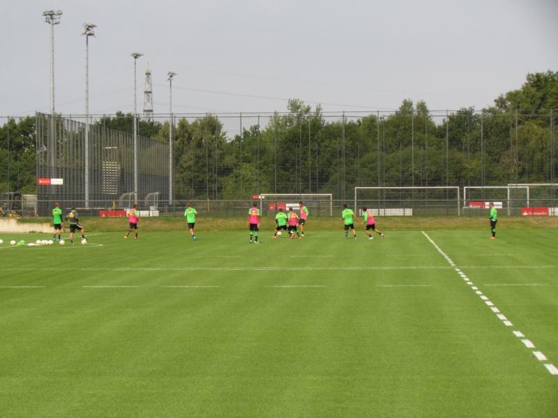 Erstes Training mit Nico Schulz - Trainingsbericht vom 19.08.2015 Img_9521