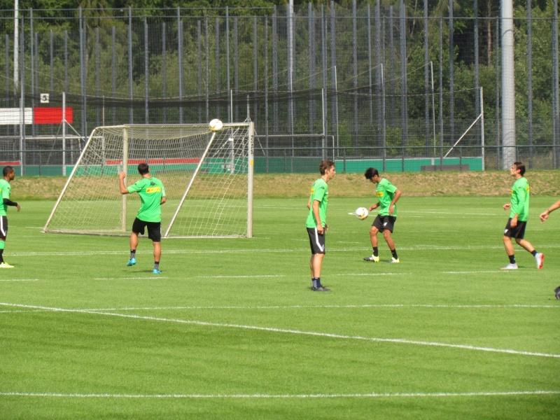 Erstes Training mit Nico Schulz - Trainingsbericht vom 19.08.2015 Img_9533