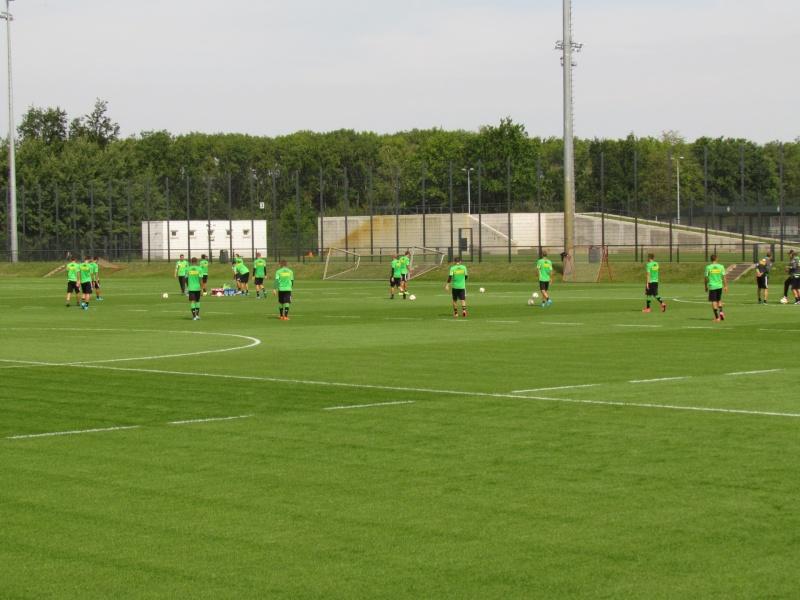 Erstes Training mit Nico Schulz - Trainingsbericht vom 19.08.2015 Img_9536