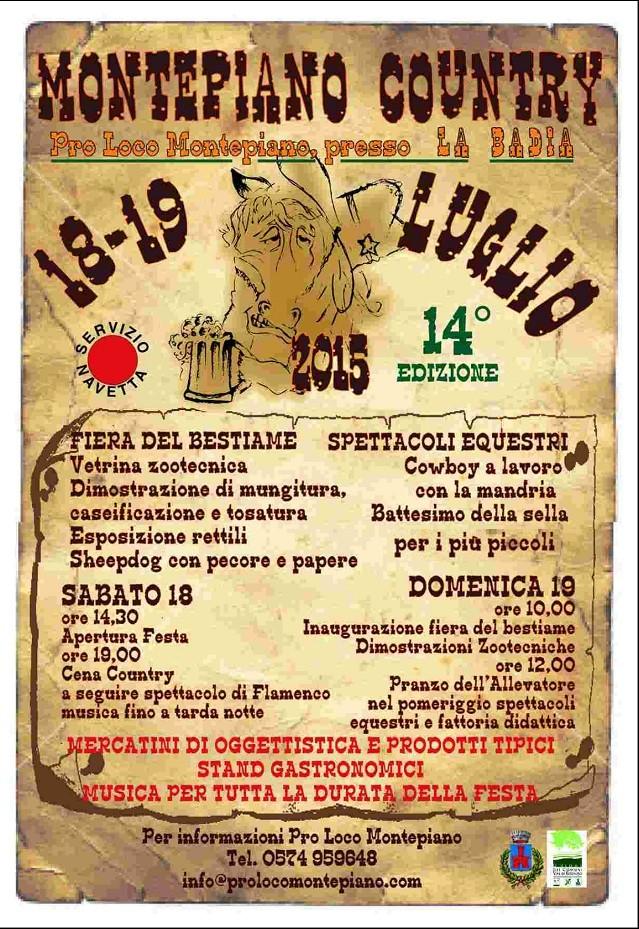 Montepiano Country 18-19 Luglio 2015 Vernio PO Coubnt10