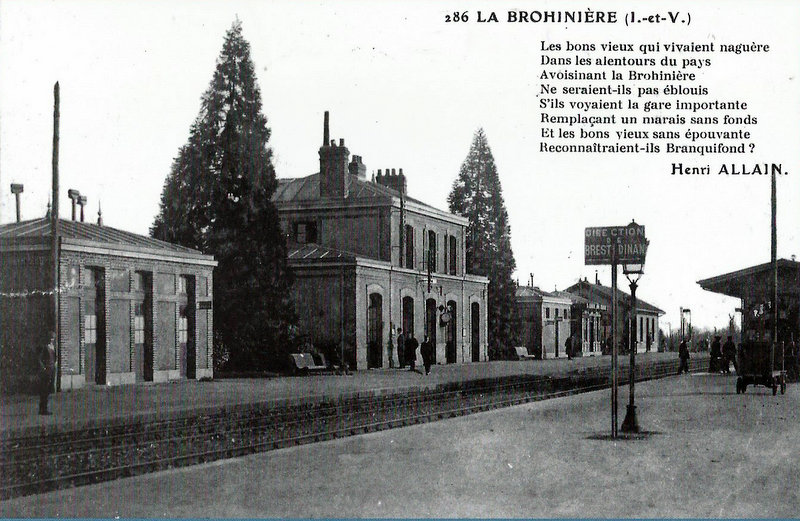 La Brohininière - Mauron - Ploërmel Scan61