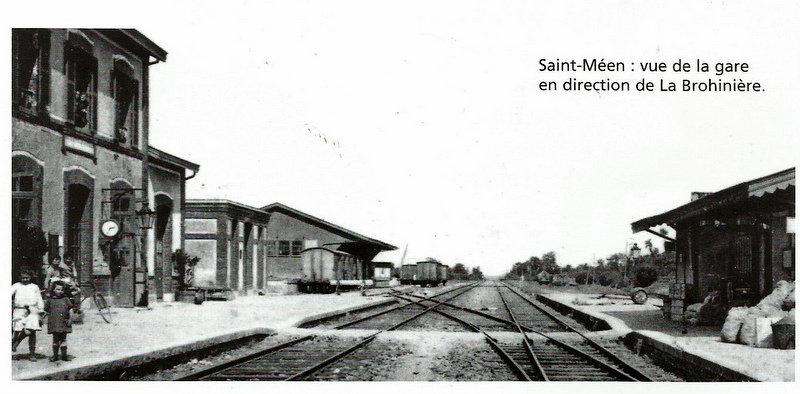 La Brohininière - Mauron - Ploërmel Scan62