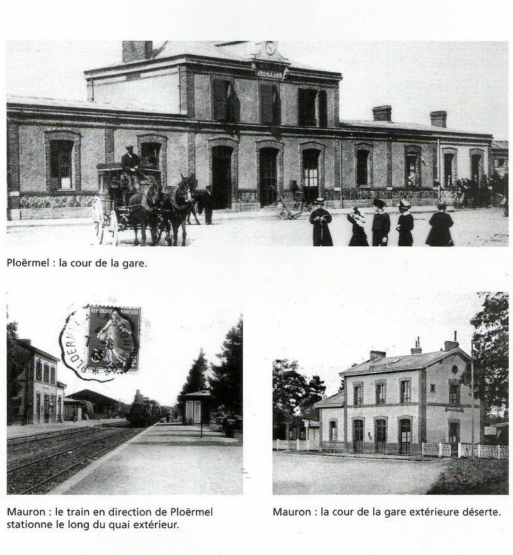 La Brohininière - Mauron - Ploërmel Scan63