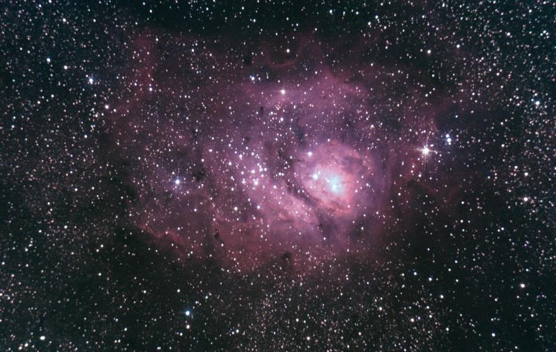 M8 la nébuleuse de la Lagune Ccccvv10