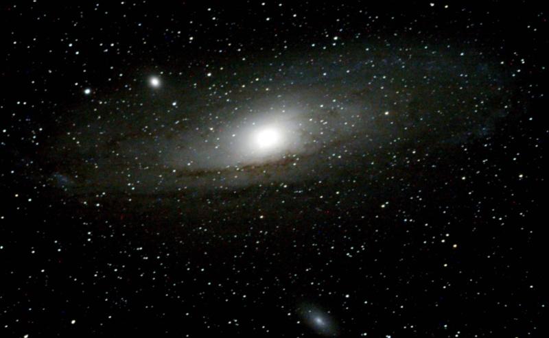 Première lumière sur le croissant Galaxi10