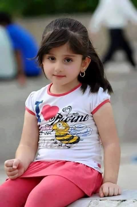 صورة أجمل طفلة عربية 11896210