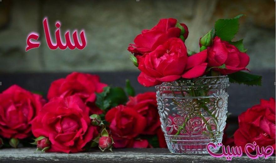 اسم سناء في صورة  Downlo22