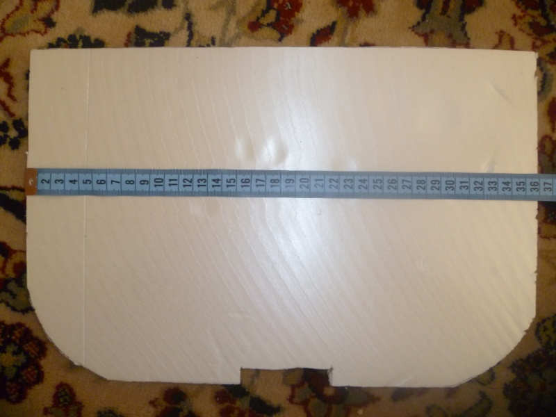 TUTORIEL : Combler le coffre de sol d'une XSARA PICASSO (de 2006) P1080110