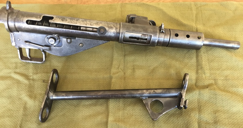 STEN MK2 wrapped-and-welded et différents chargeurs Fullsi12