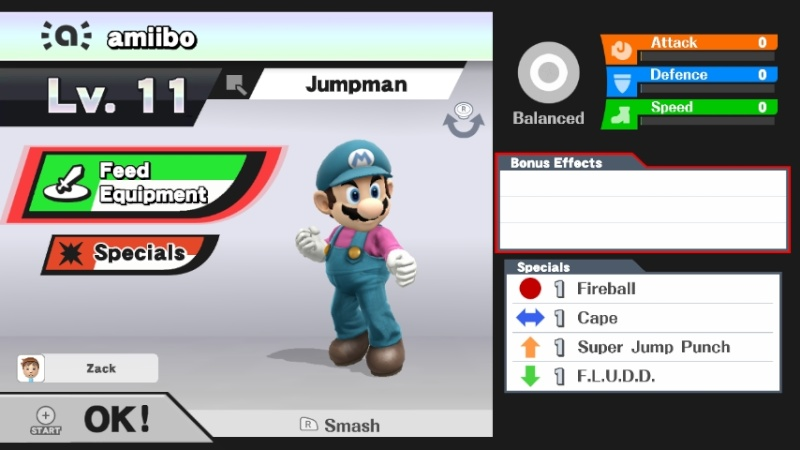 amiibo Figure Player Showcase Wiiu_s11