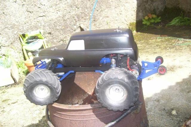 Mon ex FG Monster Beetle & mes autres ex rc non short course 10312410