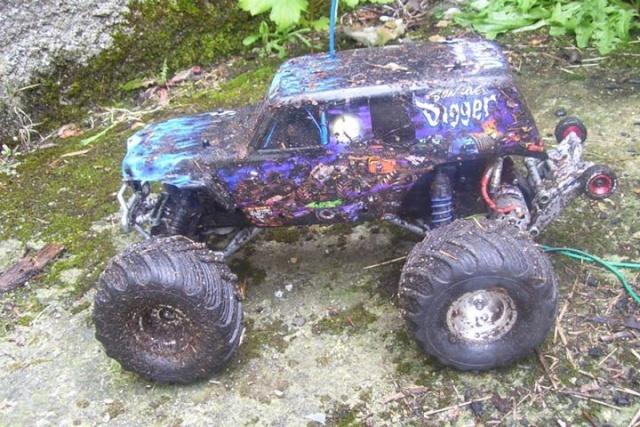 Mon ex FG Monster Beetle & mes autres ex rc non short course 10336610