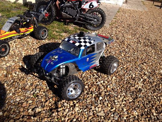Mon ex FG Monster Beetle & mes autres ex rc non short course 10347510