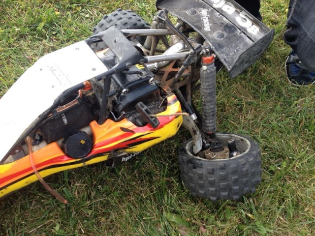 Mon ex FG Monster Beetle & mes autres ex rc non short course 10409310