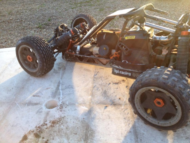 Mon ex FG Monster Beetle & mes autres ex rc non short course 10432510