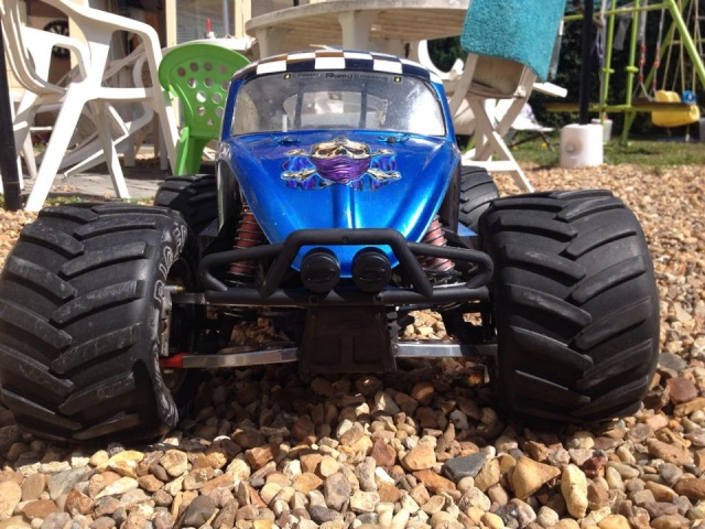 Mon ex FG Monster Beetle & mes autres ex rc non short course 10622710