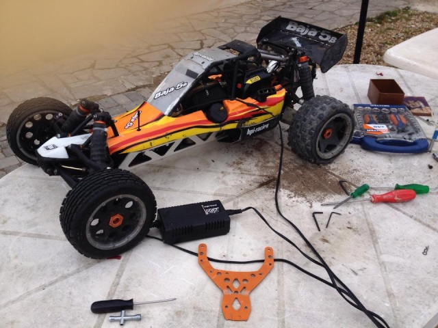 Mon ex FG Monster Beetle & mes autres ex rc non short course 10628010