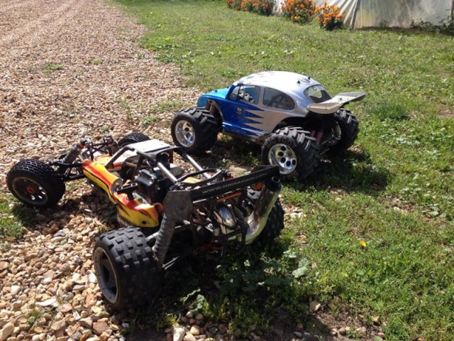 Mon ex FG Monster Beetle & mes autres ex rc non short course 10628212