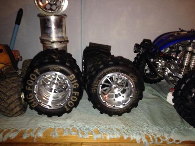 Mon ex FG Monster Beetle & mes autres ex rc non short course 10850010