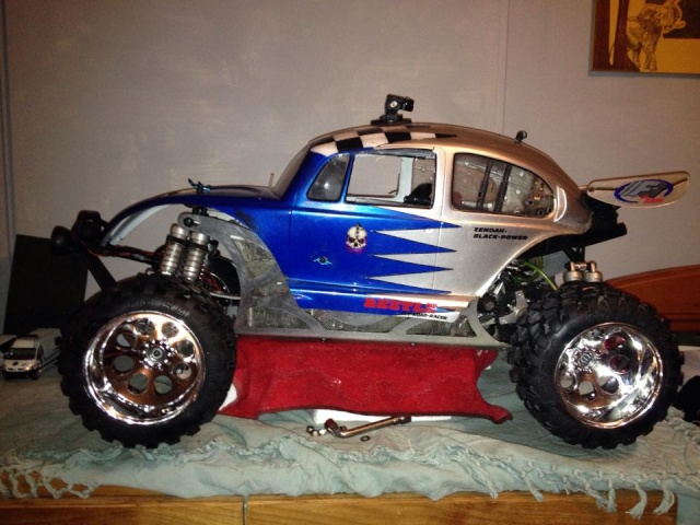Mon ex FG Monster Beetle & mes autres ex rc non short course 10885110