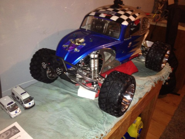 Mon ex FG Monster Beetle & mes autres ex rc non short course 10897910