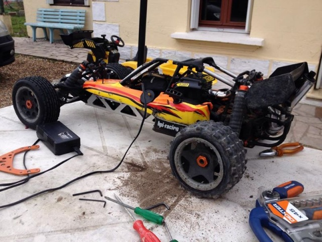 Mon ex FG Monster Beetle & mes autres ex rc non short course 10945411