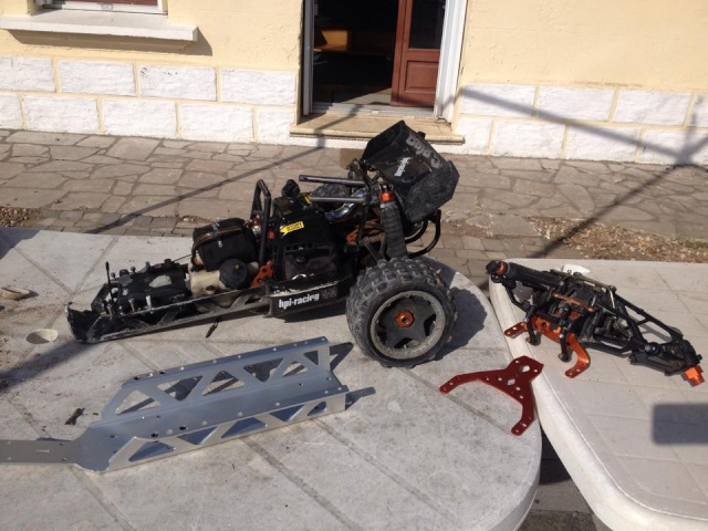 Mon ex FG Monster Beetle & mes autres ex rc non short course 10994910