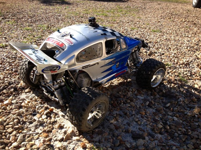 Mon ex FG Monster Beetle & mes autres ex rc non short course 11046810
