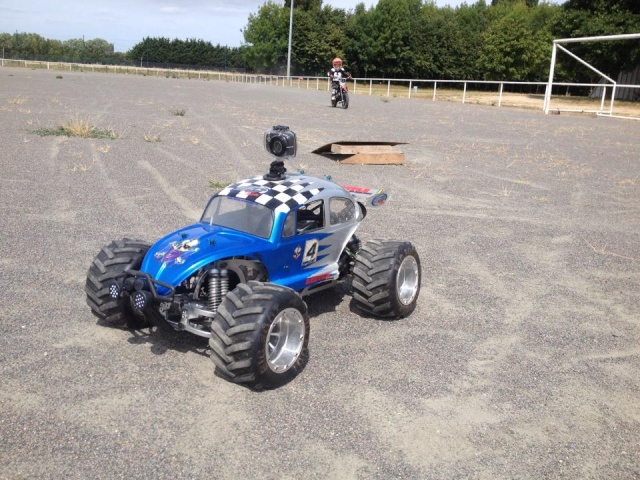 Mon ex FG Monster Beetle & mes autres ex rc non short course 11742610