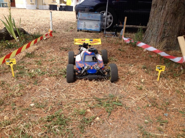 Mon ex FG Monster Beetle & mes autres ex rc non short course 11825510
