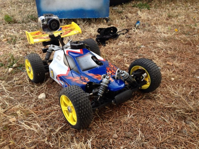 Mon ex FG Monster Beetle & mes autres ex rc non short course 11836810