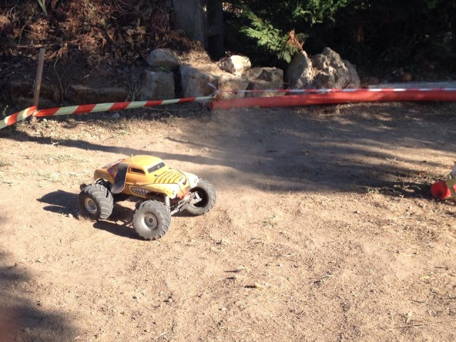 Mon ex FG Monster Beetle & mes autres ex rc non short course 11925910