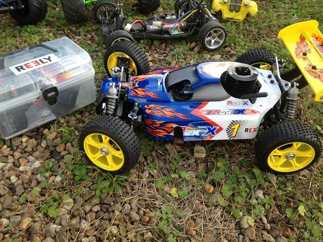 Mon ex FG Monster Beetle & mes autres ex rc non short course 16046010