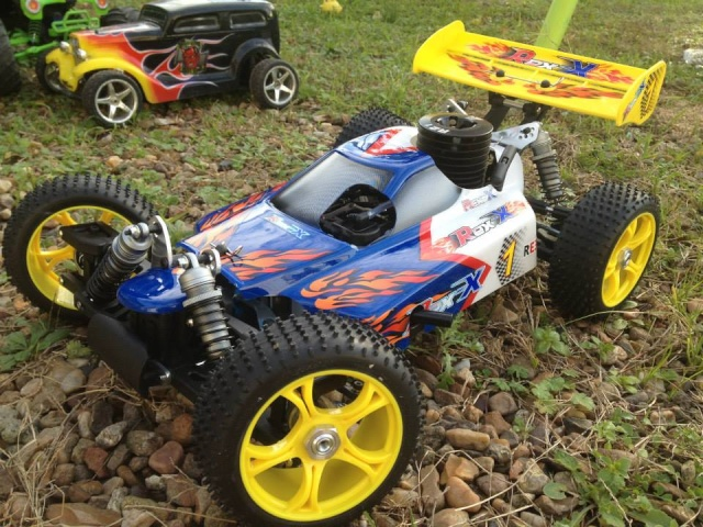 Mon ex FG Monster Beetle & mes autres ex rc non short course 16222711