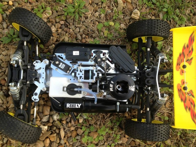Mon ex FG Monster Beetle & mes autres ex rc non short course 16560611
