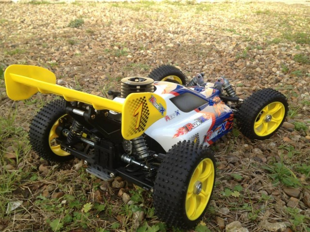 Mon ex FG Monster Beetle & mes autres ex rc non short course 18978911