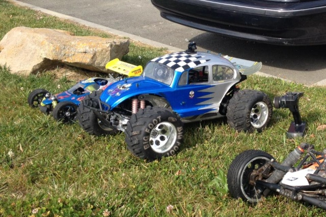 Mon ex FG Monster Beetle & mes autres ex rc non short course 19020011