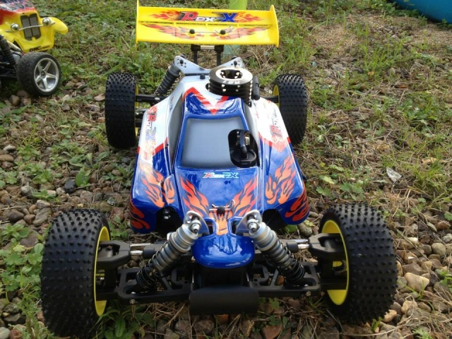Mon ex FG Monster Beetle & mes autres ex rc non short course 19202610