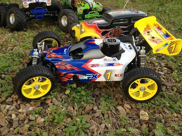 Mon ex FG Monster Beetle & mes autres ex rc non short course 19399910