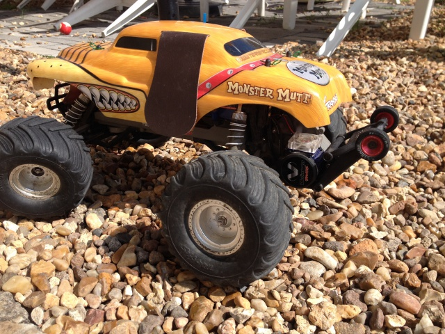 Mon ex FG Monster Beetle & mes autres ex rc non short course 52918710