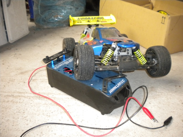 Mon ex FG Monster Beetle & mes autres ex rc non short course Dscn3014