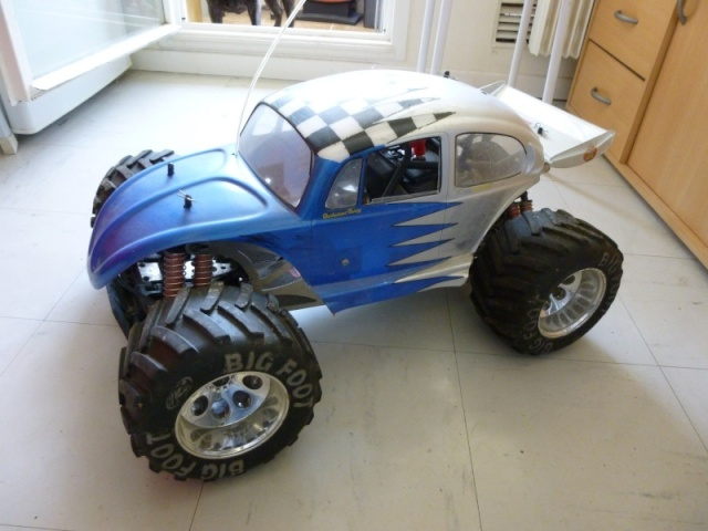 Mon ex FG Monster Beetle & mes autres ex rc non short course Image211