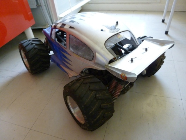 Mon ex FG Monster Beetle & mes autres ex rc non short course Image212