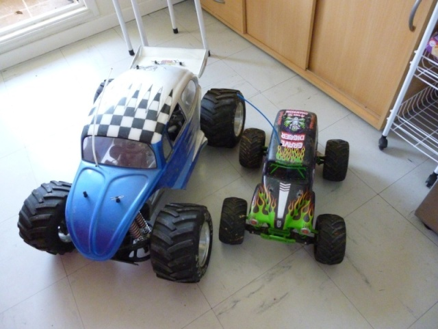 Mon ex FG Monster Beetle & mes autres ex rc non short course Image213