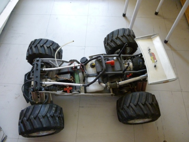 Mon ex FG Monster Beetle & mes autres ex rc non short course Image215