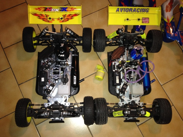 Mon ex FG Monster Beetle & mes autres ex rc non short course Img_0815