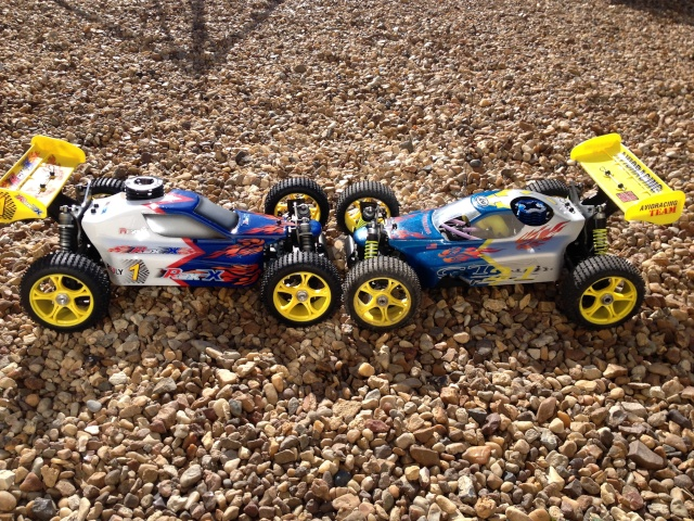 Mon ex FG Monster Beetle & mes autres ex rc non short course Img_0816