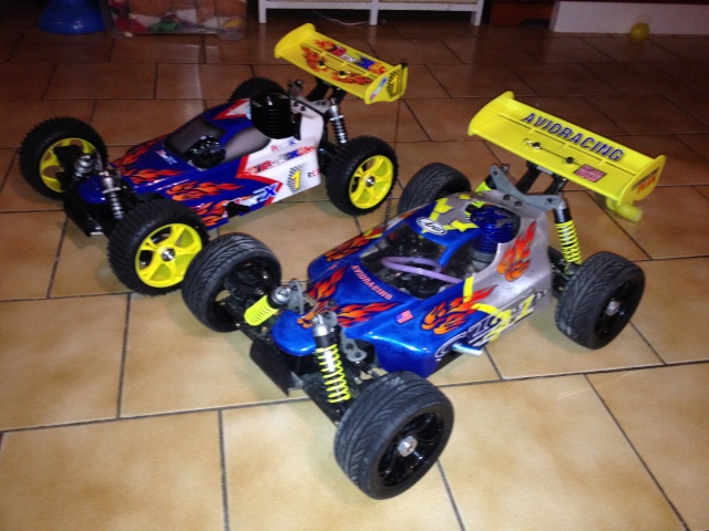 Mon ex FG Monster Beetle & mes autres ex rc non short course Img_0819